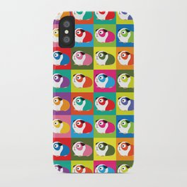 Pop Art Guinea Pigs iPhone Case