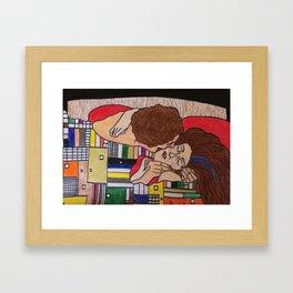 Klimt Review Framed Art Print