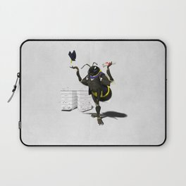 To Bee or Not Too Bee (Wordless) Laptop Sleeve