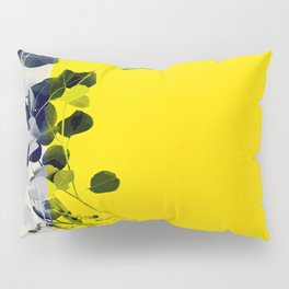 grayellow_mood Pillow Sham