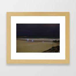 tama Framed Art Print