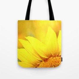 Sunflower love Flowers Flower Summer floral Tote Bag