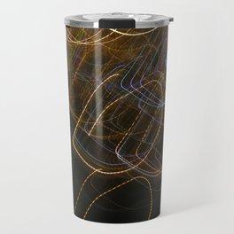 Illusions of light Travel Mug
