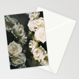 double roses Stationery Cards