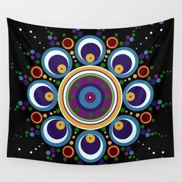 Yukon Mandala Wall Tapestry