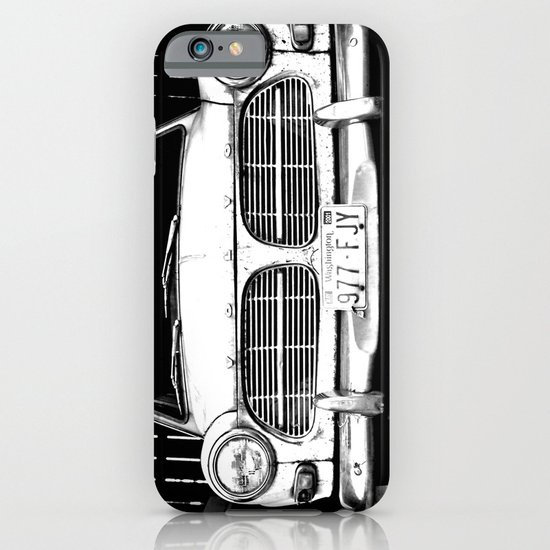 Old Volvo iPhone & iPod Case