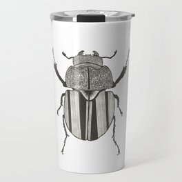 Graphic ekoxe stag beetle Travel Mug