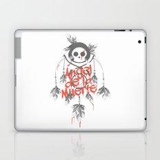 Angel de la Muerte - RED Laptop & iPad Skin
