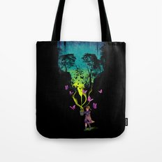 THE FORBIDDEN BUTTERFLIES Tote Bag