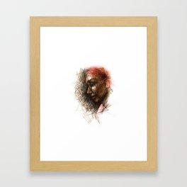 Sketch1 Framed Art Print