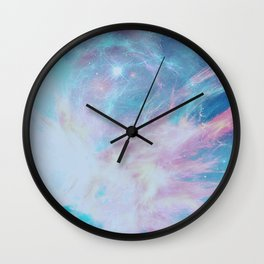 Water phoenix Wall Clock