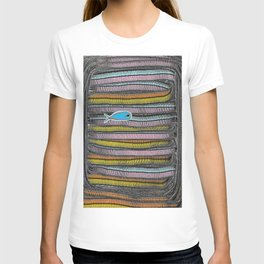 Not Whaling / Imperfect Lines T-shirt