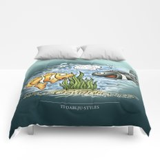 When Clownfishes meet Comforters