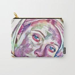 Gwyneth Paltrow (Creative Illustration Art) Carry-All Pouch