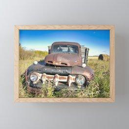Rustic Relics Framed Mini Art Print