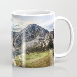 Enol, the Lakes of Covadonga Coffee Mug
