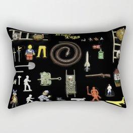 BoysToys Rectangular Pillow