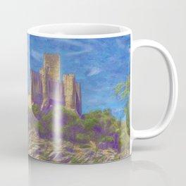 Almourol, Knights Templar fort Coffee Mug