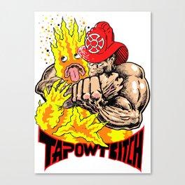 TAP OWT BITCH! Canvas Print