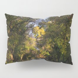 TREE VIGNETTE Pillow Sham