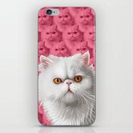 Miss Pickles Cat iPhone Skin