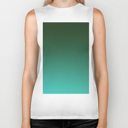 SHADOWS AND COUNTERPARTS - Minimal Plain Soft Mood Color Blend Prints Biker Tank