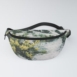 Winter in spring Fanny Pack