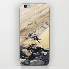 """Moving"" 9/9 (2015) iPhone Skin"
