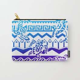 Maori Colors Carry-All Pouch