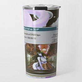 CHROME FΔILURE Travel Mug