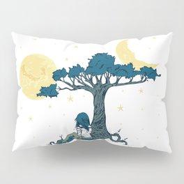 Wonder Girl Fantasy Art Pillow Sham