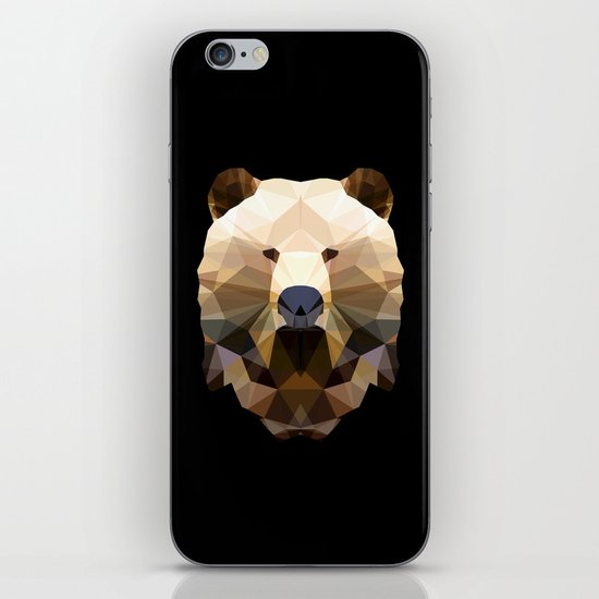 Polygon Heroes - The Lord Commander iPhone & iPod Skin