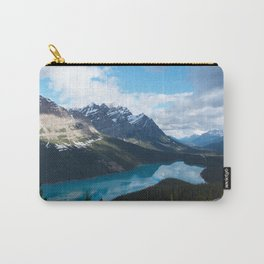 Peyto Lake, Banff National Park Carry-All Pouch