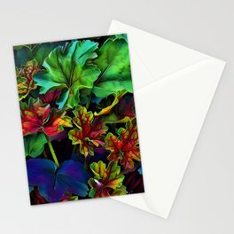 Colorful Color Stationery Cards