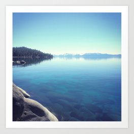 Tahoe Dreaming Art Print