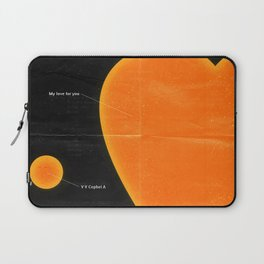 My Love For You Laptop Sleeve