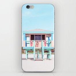 South Beach iPhone Skin