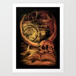 Philosophy Art Print
