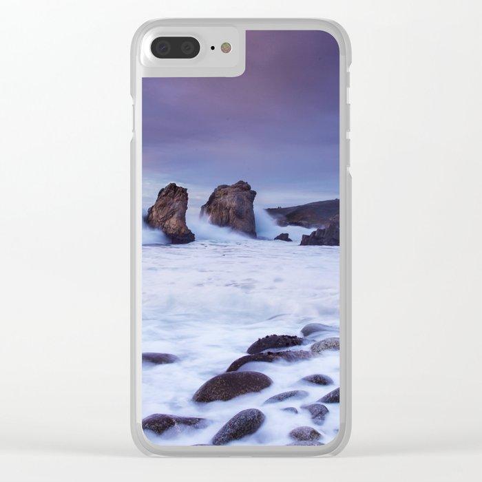 Big Sur, California Clear iPhone Case