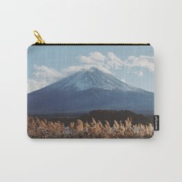 Autumn at Mt Fuji Carry-All Pouch