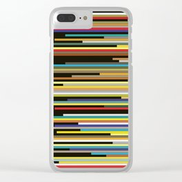 Color Shift Clear iPhone Case