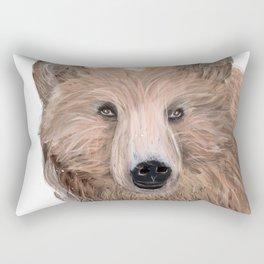 oh bear Rectangular Pillow