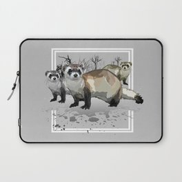 Ferrets Laptop Sleeve