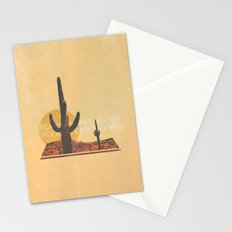 Desert Stationery Cards