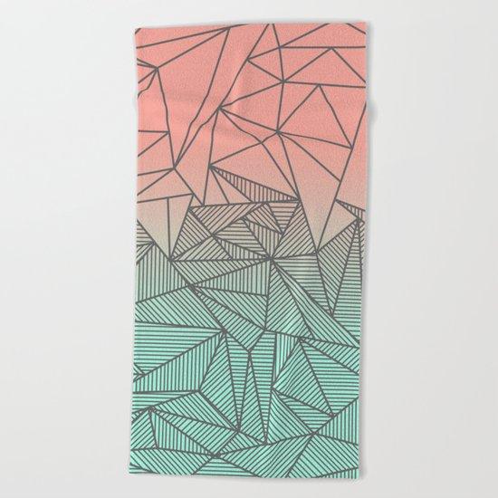 Bodhi Rays Beach Towel