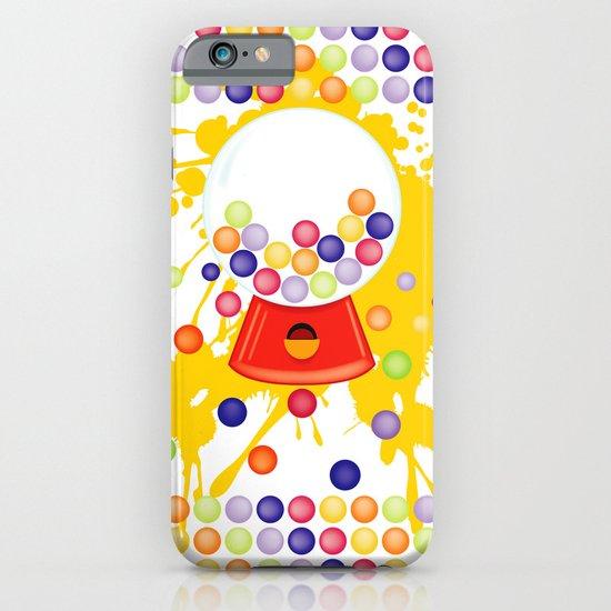 Gumball_Machine iPhone & iPod Case