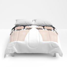 Lingeramas - Sexy French Maid Lingerie Legging Pajamas Comforters