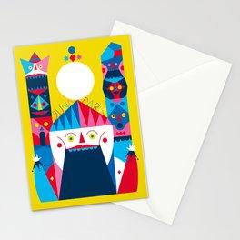 LUNA PARK - WELCOME Stationery Cards