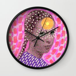Georgy Girl Wall Clock