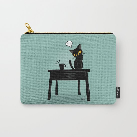 Drop it down Carry-All Pouch